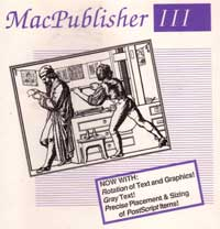 MacPublisher III